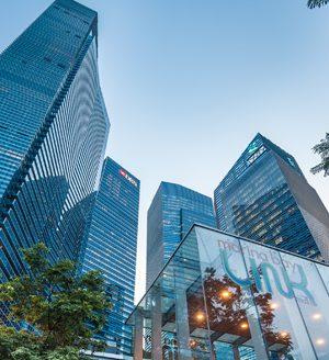 Marina Bay Financial Centre Tower 2 (MBFC)