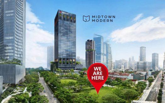Midtown Modern at Tan Quee Lan Street