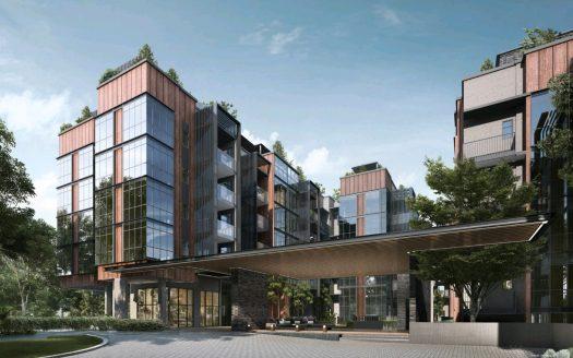 Kent Ridge Hill Residences 5 Bedroom Duplex Penthouse for Sale