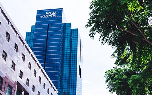 Wisma Atria Office for Rent